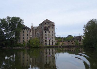 Ruinen in schönster Lage