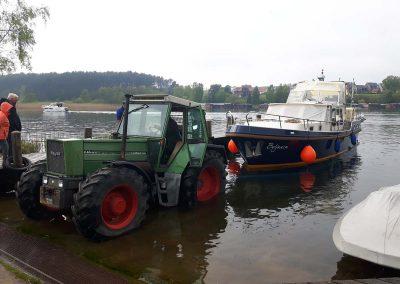 Beljanca darf wieder ins Wasser
