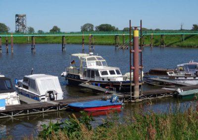 Hafen Schnackenburg