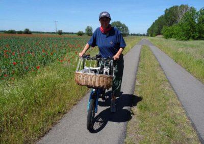 Fahrradtour zu Otto Lilienthal