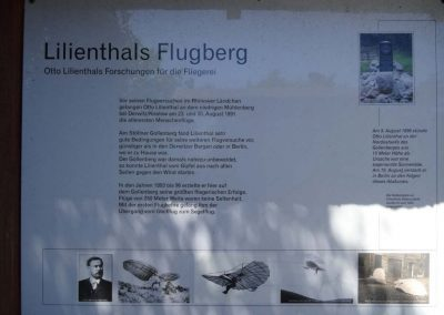 Lilienthal's Flugberg