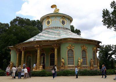 Chin. Haus im Park Sanssouci