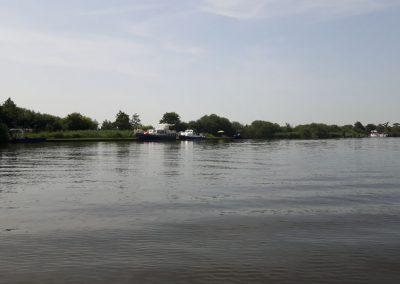 kleine Seen Nähe Naturpark Alde Feanen
