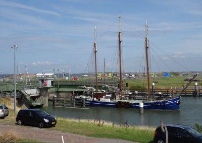 Schleuse Nordsee - IJsselmeer