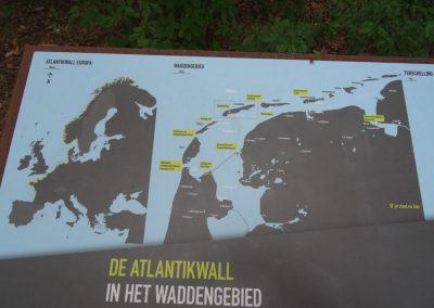Der Atlantikwall im Wattenmeer - Relikte aus dem 2. Weltkrieg