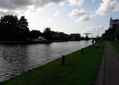 Rückreise nach Steenwijk