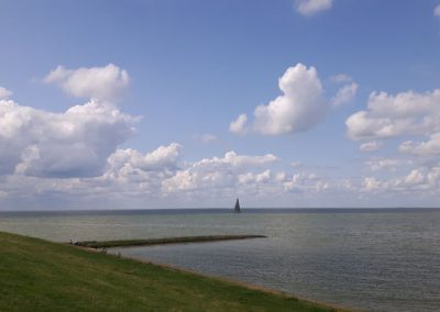 Am IJsselmeer