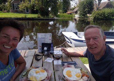 Lieblingsmittagessen: Hollandse Uitsmijter :-)