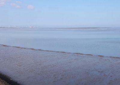 Am Nordsee-Watt