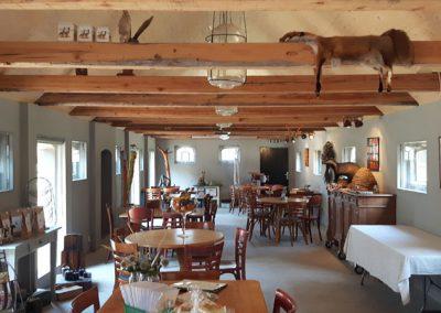ein Bauernhof-Café mitten im Wald, Nähe Diever