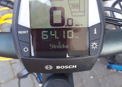 Puuhhh! 64 km...