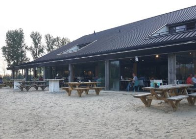 Ein netter Platz am Baggersee