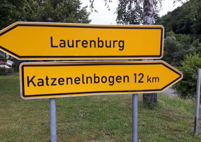 Ortsnamen gibt's...!