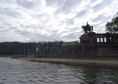 Von der Mosel auf den Rhein