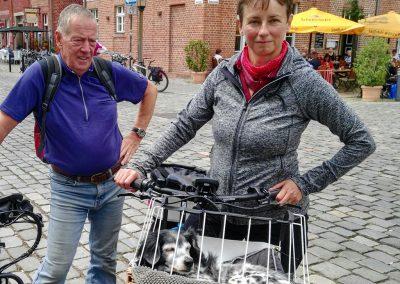 Fahrradtour nach Potsdam
