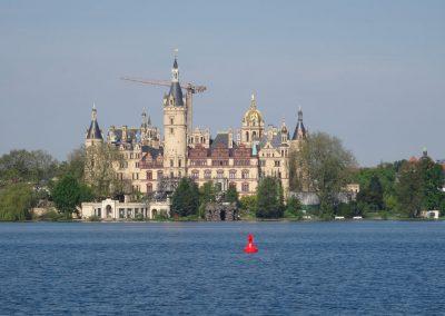Anfahrt von Schwerin