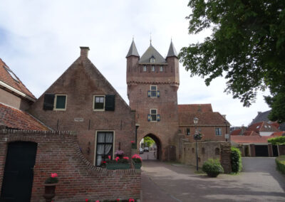altes Stadttor in Hattem...