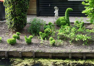 Ideen im Garten
